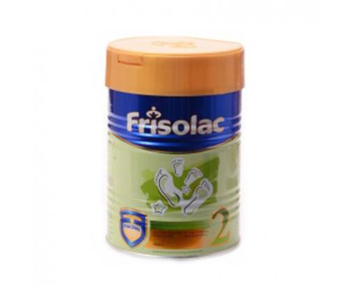 Адаптирано мляко Фризолак 400г 6-12 месеца