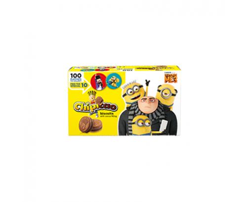 Бисквити Чипикао 50г