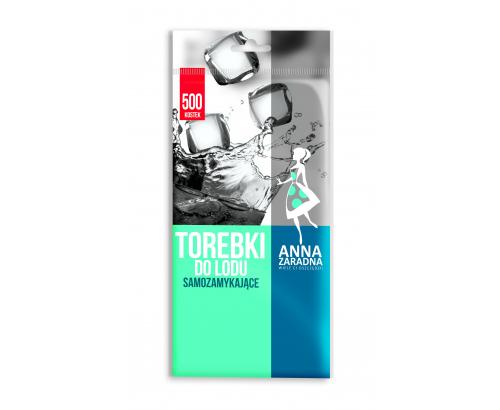 Пликове за лед Ана Зарадна 500 кубчета