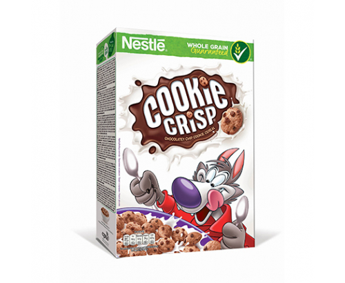 Зърнена закуска Нестле Кууки Крисп 375г