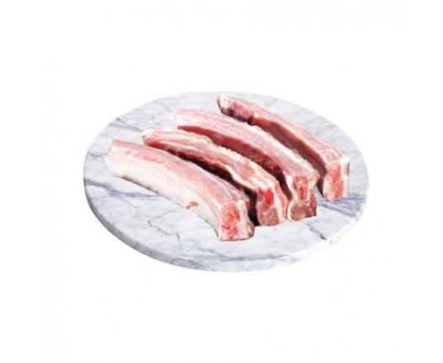 Свински гърди нарязани