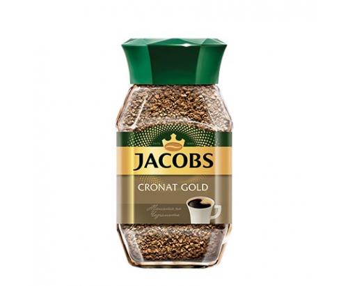 Разтворимо кафе Якобс Кронат Голд 200г