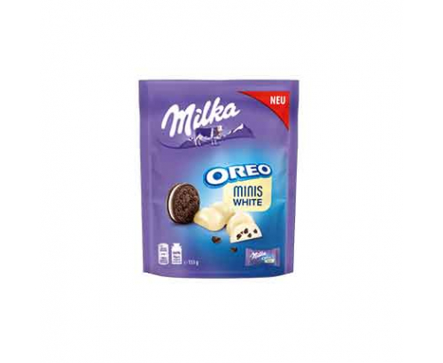Десерт Орео Минис 153г Бял шоколад