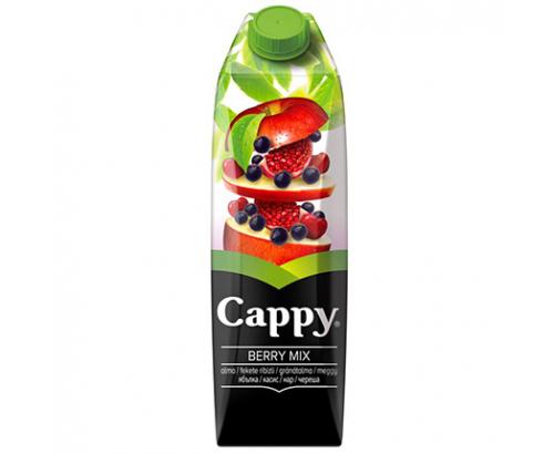Напитка Капи 1л Бери Микс