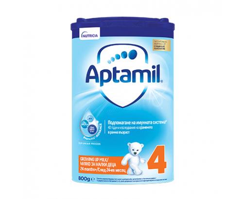 Адаптирано мляко Аптамил Адванс 4 800г