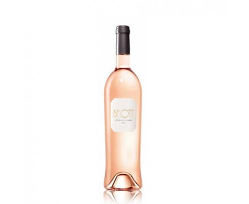 Вино Бай Отт 750мл Розе 2015г