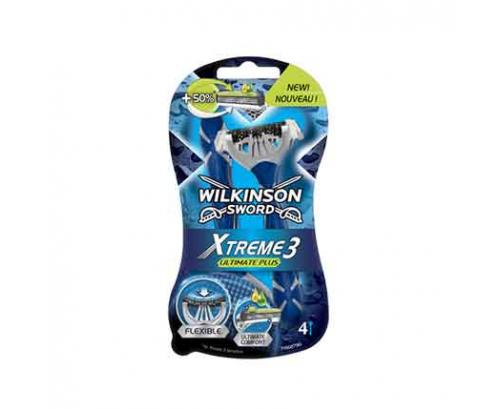 Еднократна самобръсначка Уилкинсън Екстрийм 3 Ултимейт