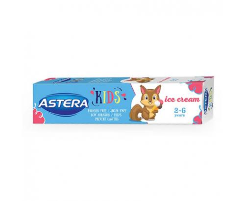 Паста за зъби Астера Кидс 50мл Айс Крийм