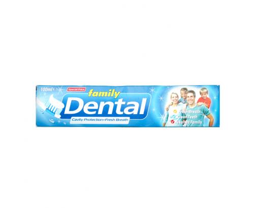 Паста за зъби Дентал Фенили 100мл Анти Кариес