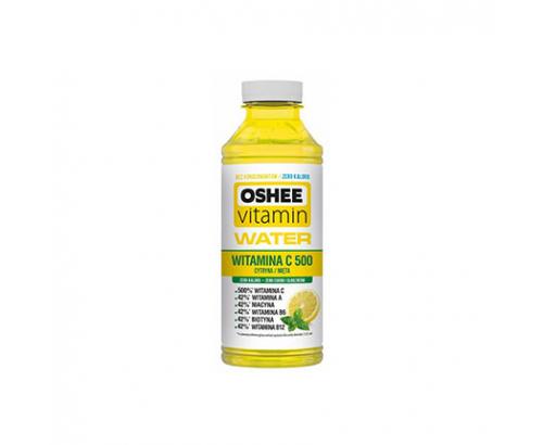 Вода Оши 550мл с Витамин C 500