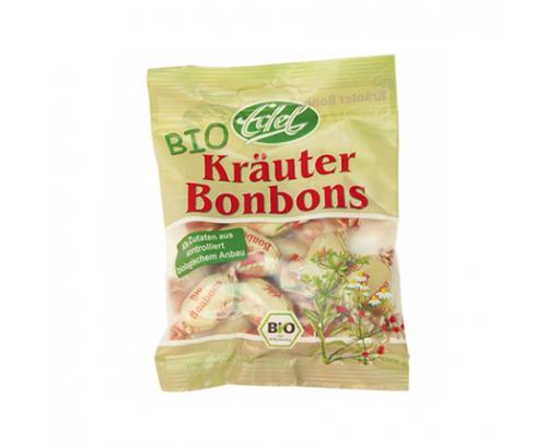 Био билкови бонбони Едел 75г