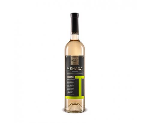 Вино Менада 750мл Траминер