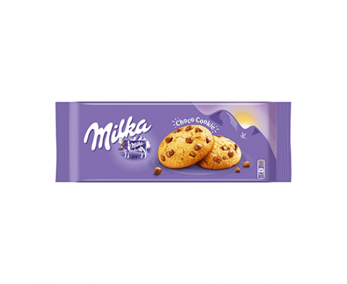 Бисквити Милка 135г Шоко Кукис