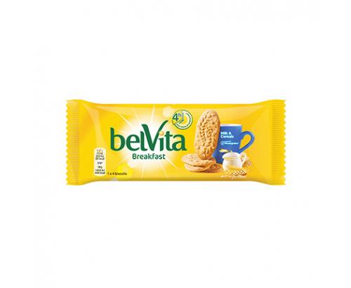 Бисквити Белвита 50г Мляко