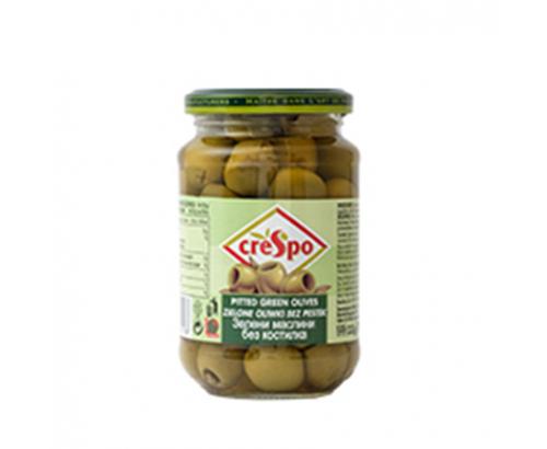 Зелени маслини Креспо 333г Без костилка