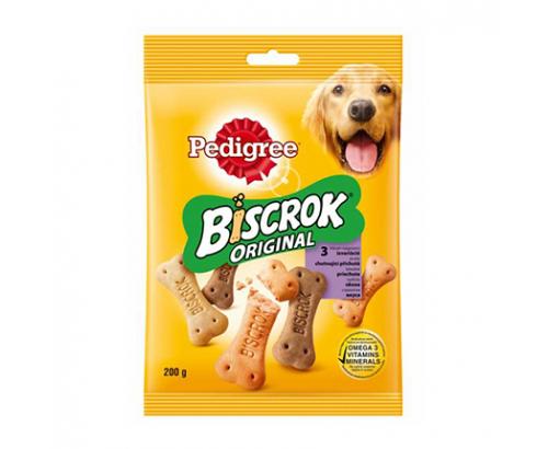 Лакомство за кучета Педигри Бискрок 200г Грейви Боунс