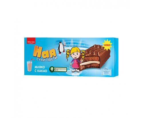 Суха паста Ная 150г Мляко с какао