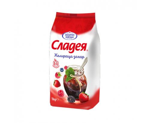 Желираща захар Сладия 1кг