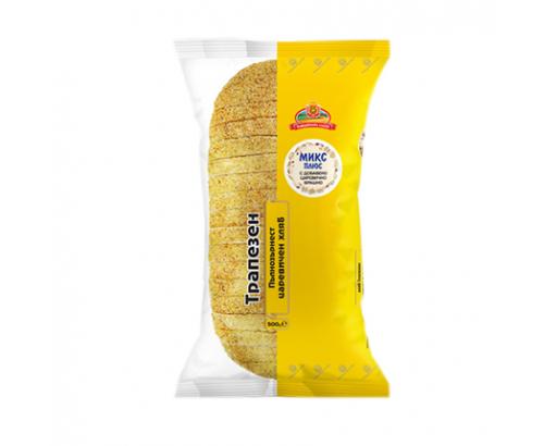 Хляб Добруджански Хляб 500г Царевичен