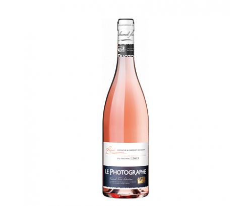 Вино Льо Фотограф 750мл Розе