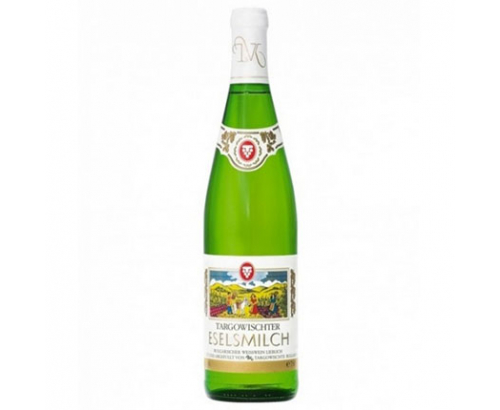 Трапезно вино Магарешко мляко 750мл Бяло