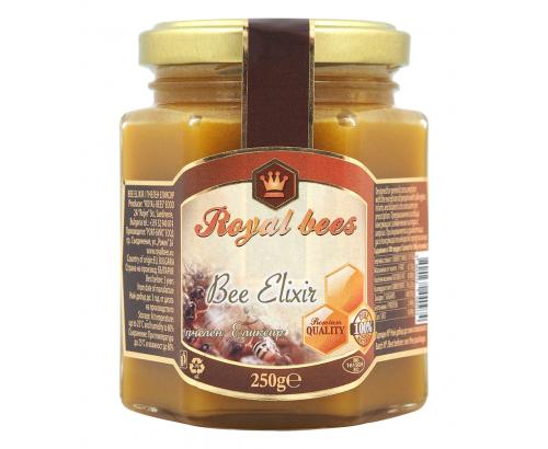 Пчелен елексир 4в1 Пчелинь 250г