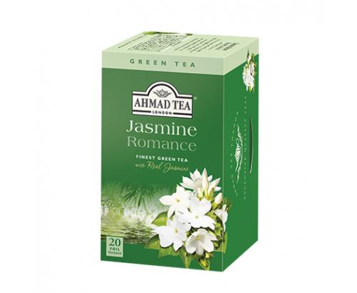 Чай Ахмад 20бр Зелен с жасмин