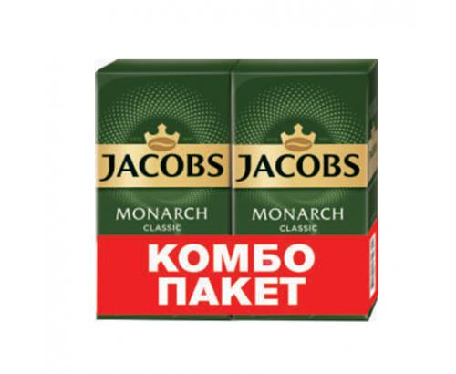 Кафе Якобс Монарх 2х250г