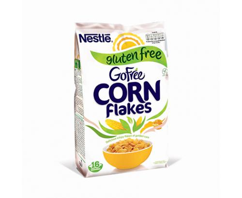 Зърнена закуска Нестле Корнфлейкс 500г