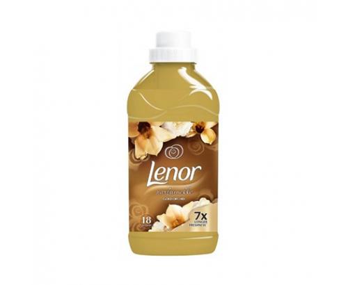 Омекотител Ленор 18 пранета Златна орхидея