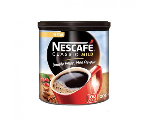 Разтворимо кафе Нескафе 200г Майлд