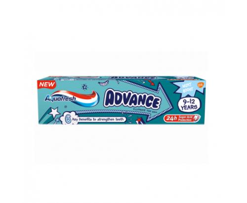 Паста за зъби Аквафреш 75мл 9-12г