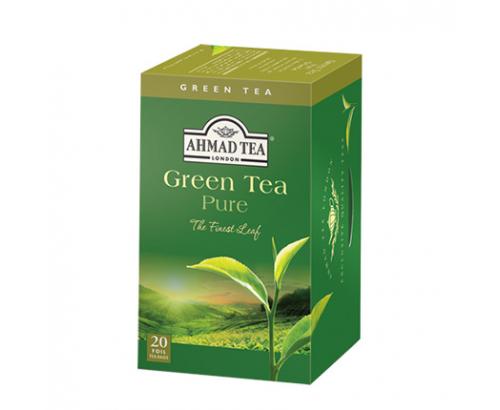 Чай Ахмад 20бр Зелен