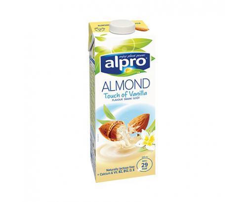 Бадемова напитка Алпро 1л Ванилия