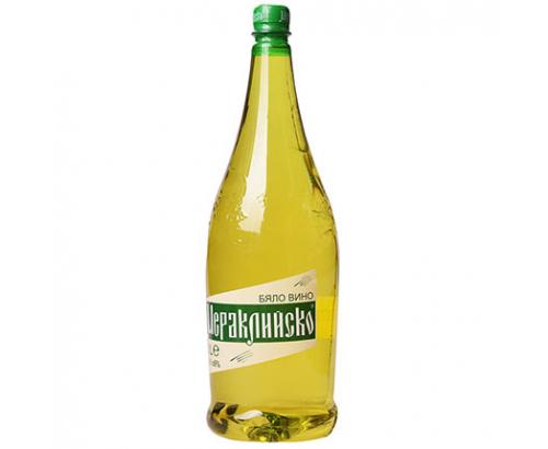 Напитка на винена основа Мераклийско 2л Бяло