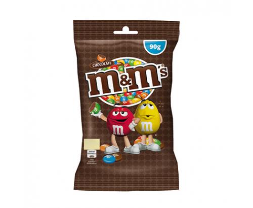 Дражета М енд М 90г Шоколад