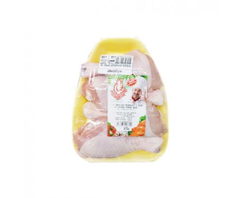 Пилешко подбедро Пименс Тарелка≈600г