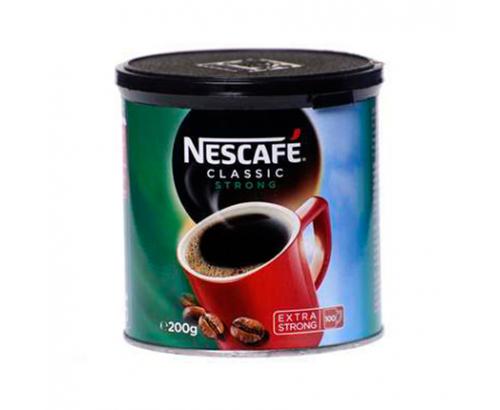 Разтворимо кафе Нескафе 200г Стронг