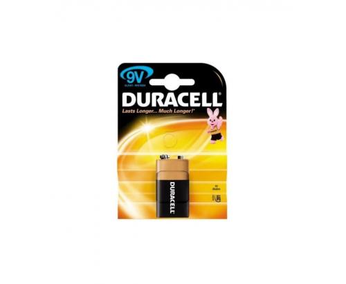Батерии Дюрасел 1бр Алкални 9V