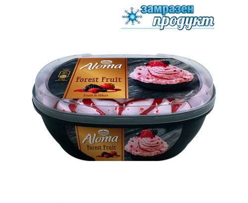 Сладолед Алома 900мл Горски плод