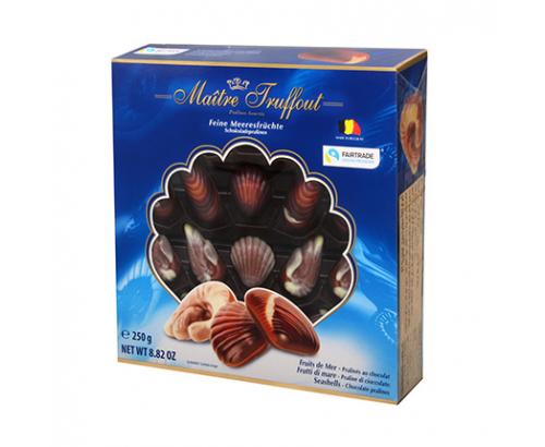 Шоколадови бонбони Морско Дъно 250г
