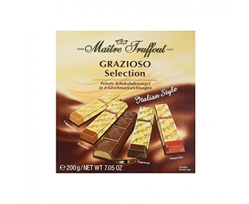Шоколадови бонбони Грациозо Селекшън 200г