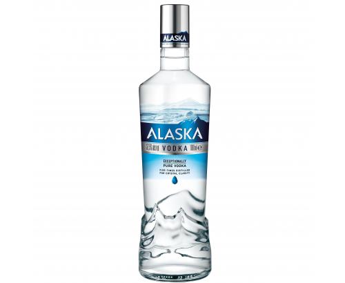 Водка Аляска 1л