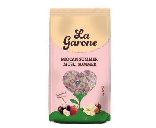 Мюсли Ла Гарон 350г Лято