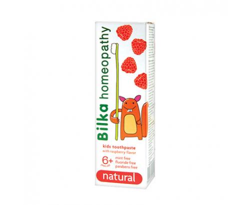 Паста за зъби Билка Хомеопати 50мл Детска 6+