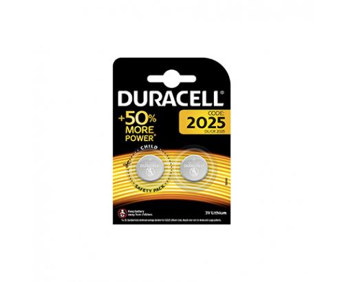 Батерии Дюрасел 2бр CB MES LM 2025 Литиеви