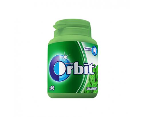 Дъвки Орбит 46 Дражета Спеърминт