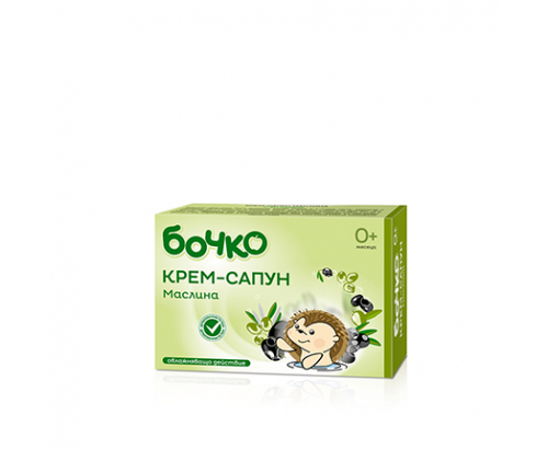 Крем-сапун Бочко 75г Маслина
