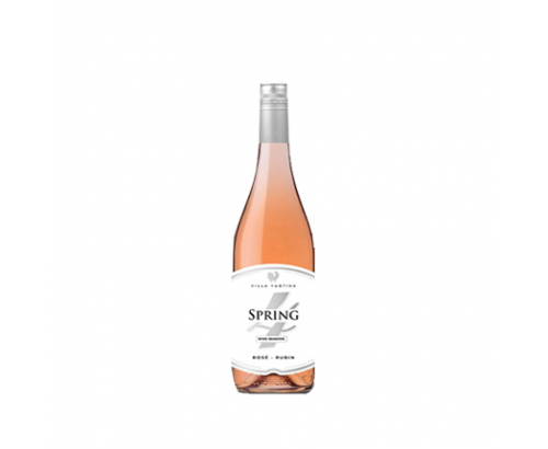 Вино 4 Уайн Сийзънс 750мл Розе от Рубин Спринг 2020г