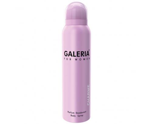 Дезодорант Галерия 150мл Чарм за жени